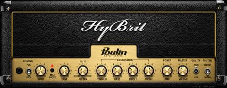 Free VST Guitar Amp Sim Preamp VST