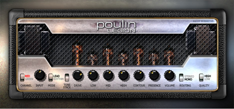 Free VST Guitar Amplifier Preamp
